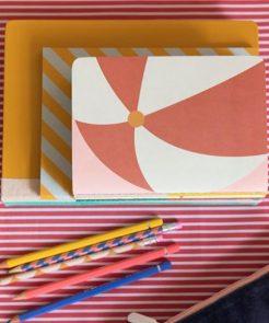 Notebook von Sticky Lemon Beach Ball auf mina-lola.com