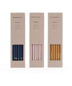 Pencils Lines Caramel Fudge von Monk & Anna auf www.mina-lola.com
