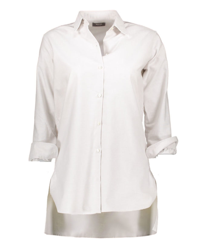 Bluse Alex Oxford-Cotton WAYDA auf www.mina-lola.com