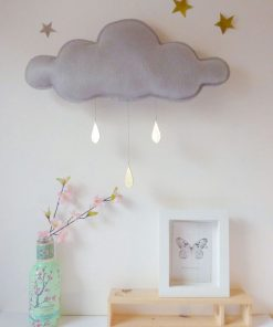 Giant Cloud Grey Gold auf www.mina-lola.com von The Butter Flying