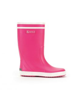 Gummistiefel Lolly Pop New Rose Aigle auf www.mina-lola.com
