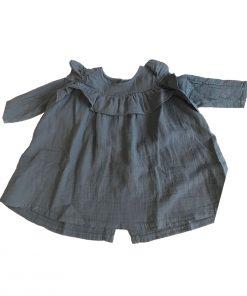Kleid GISELE Stone von Moumout auf www.mina-lola.com