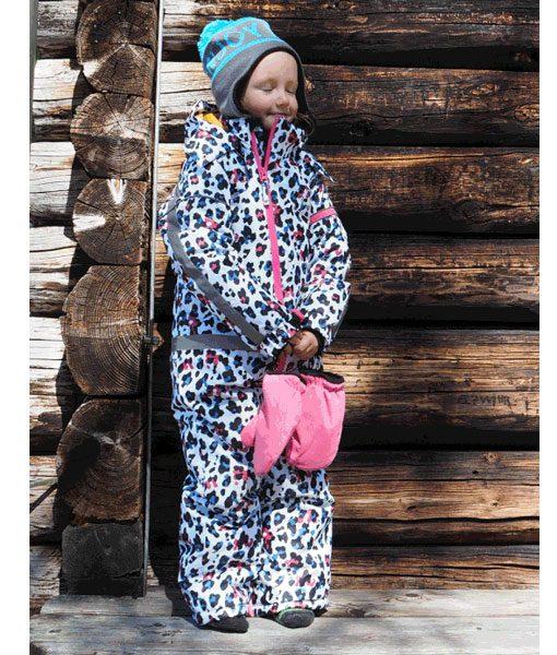 Schianzug GRETA Snowleo von Draussen auf www.mina-lola.com