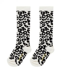 Socken White Leopard auf mina-lola.com Maed for Mini