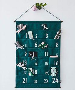 Adventskalender Green von Design Letters auf www.mina-lola.com