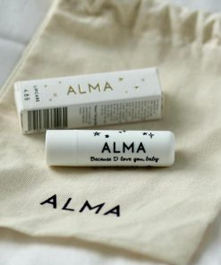 Alma Organic Lipcare auf www.mina-lola.com