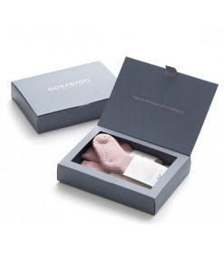 Baby Geschenkset Altrosa von GoBabyGo auf www.mina-lola.com