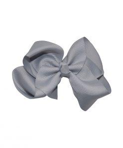 Haarspangen Grey Silver Little Olga auf www.mina-lola.com