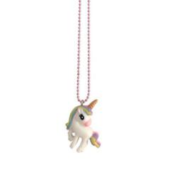 Halskette Unicorn Regenbogen Pop Cutie auf www.mina-lola.com