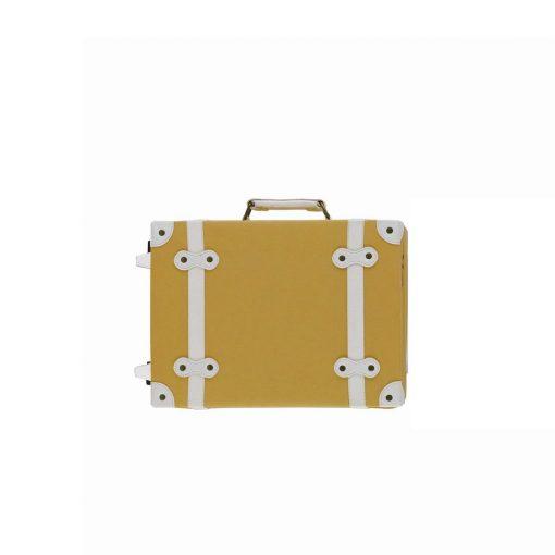 Koffer Mustard auf www.mina-lola.com von OlliElla