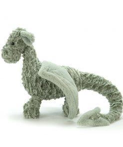 Kuscheltier Drake Dragon auf www.mina-lola.com von Jellycat