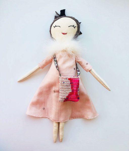 Puppe LINDA von When is now auf www.mina-lola.com