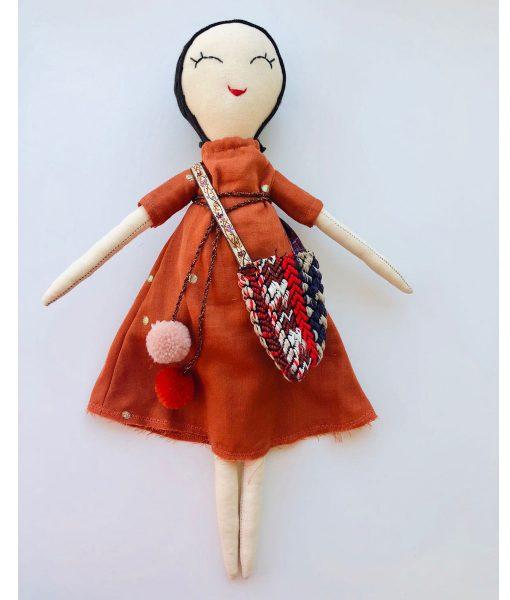 Puppe MATHILD von When is now auf www.mina-lola.com