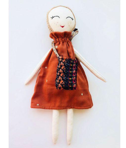 Puppe MIA von When is now auf www.mina-lola.com