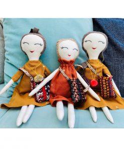 Puppen von When is now auf www.mina-lola.com