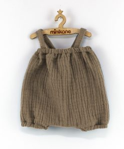 Puppenkleidung Baby Bloomer Beige auf www.mina-lola.com von Minikane