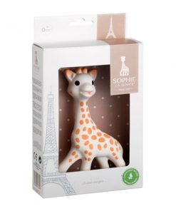 Sophie La Girafe Greifling (Geschenkkarton weiß) auf www.mina-lola.com