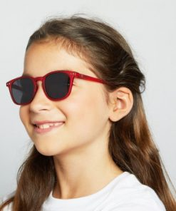 #E Junior Red Crystal von Izipizi auf https://mina-lola.com