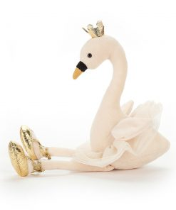 Kuscheltier Fancy Swan auf www.mina-lola.com von Jellycat