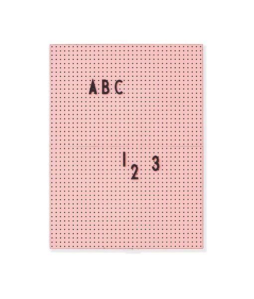 Message Board A4 Pink auf www.mina-lola.com von Design Letters