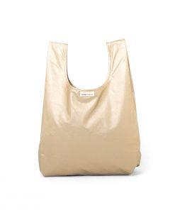 Bag Gold PU Leather von Monk & Anna auf www.mina-lola.com