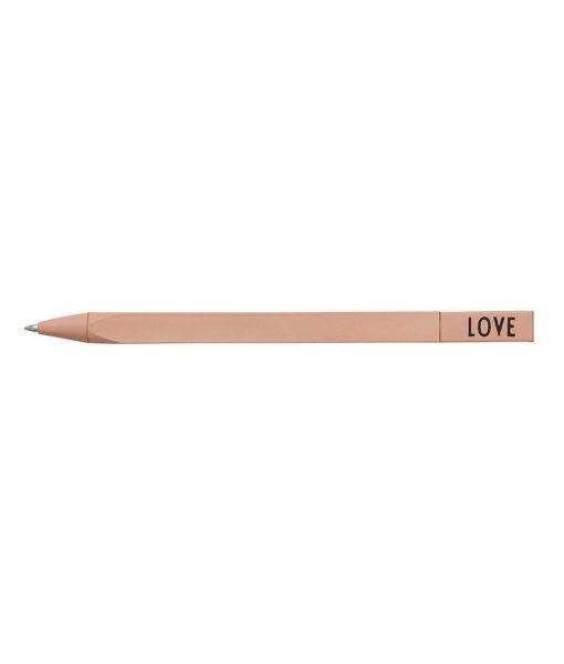 Kugelschreiber Love auf www.mina-lola.com von Design Letters