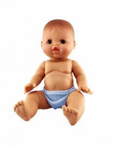 Puppenkleidung Baby Unterhosen Blau auf www.mina-lola.com von Minikane