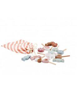 Süssigkeiten mit Beutelvon Kids Concept auf www.mina-lola.com