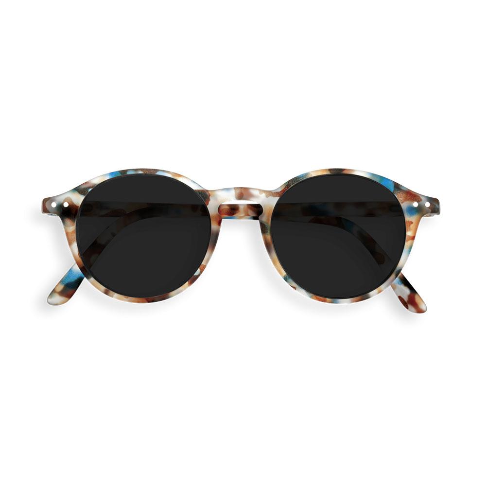 Sonnenbrille ADULTS #D Blue Tortoise Izipizi auf www.mina-lola.com