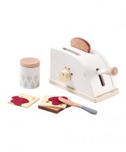 Toaster mit Zubehör auf www.mina-lola.com von Kids Concept
