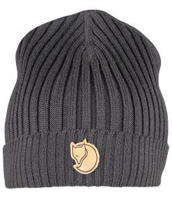 Wool Hat No. 1 Dark Grey auf www.mina-lola.com von Fjällräven