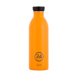 24bottles Trinkflasche Total Orange 500ml auf www.mina-lola.com