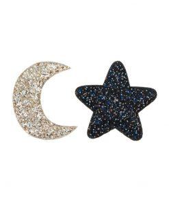Haarclips Midnight Glitter auf www.mina-lola.com von Mimi & Lula