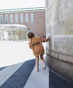 conic Rib Bomber Jacket auf www.mina-lola.com von Maed for Mini