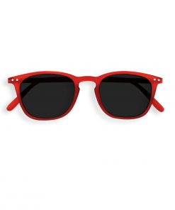 Sonnenbrille #E Junior Red Crystal von Izipizi auf www.mina-lola.com