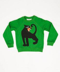 Sweatshirt Panther von Mini Rodini auf www.mina-lola.com