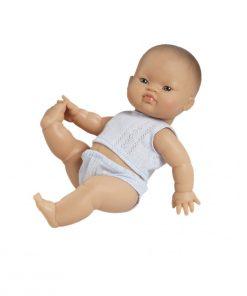 Baby Puppe GORDI Asian BOY Paola Reina auf www.mina-lola.com
