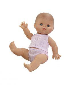Puppe GORDI European GIRL von Paola Reina auf www.mina-lola.com