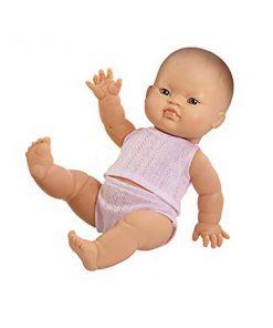 Baby Puppe GORDI Asian GIRL von Paola Reina auf www.mina-lola.com