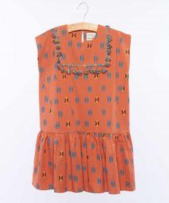 Camila Kleid Ginger Aztec auf www.mina-lola.com von Wander & Wonder