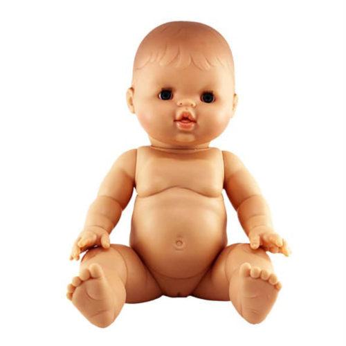 Baby Puppe Gordi European Girl auf www.mina-lola.com von Paola Reina