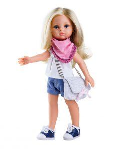 Puppe Amiga CLAUDIA von Paola Reina auf www.mina-lola.com