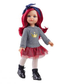 Puppenkleidung DASHA auf www.mina-lola.com von Paola Reina