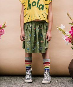 Socken Grey Multi von Wander & Wonder auf www.mina-lola.com