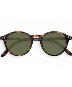 Sonnenbrille #D Tortoise Green Adults auf www.mina-lola.com von Izipizi