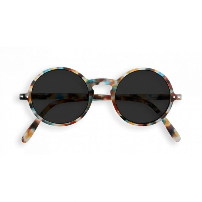 Sonnenbrille #G Blue Tortoise Adults auf www.mina-lola.com von Izipizi