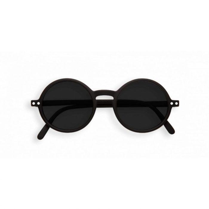 Sonnenbrille #G Junior Black auf www.mina-lola.com von Izipizi