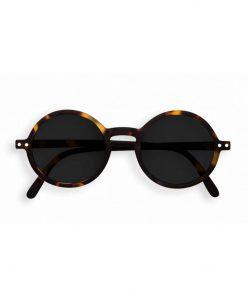 Sonnenbrille #G Junior Tortoise Grey auf www.mina-lola.com von Izipizi