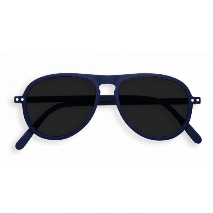Sonnenbrille #I Navy Blue Adults auf www.mina-lola.com von Izipizi