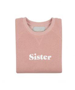 Sweater SISTER Faded Blush auf www.mina-lola.com von Bob&Blossom